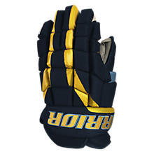 Surge Limited Edition Glove, Navy with Yellow & Carolina Blue