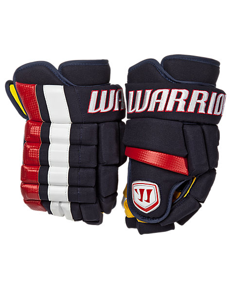Bonafide X Glove, Navy with White & Red