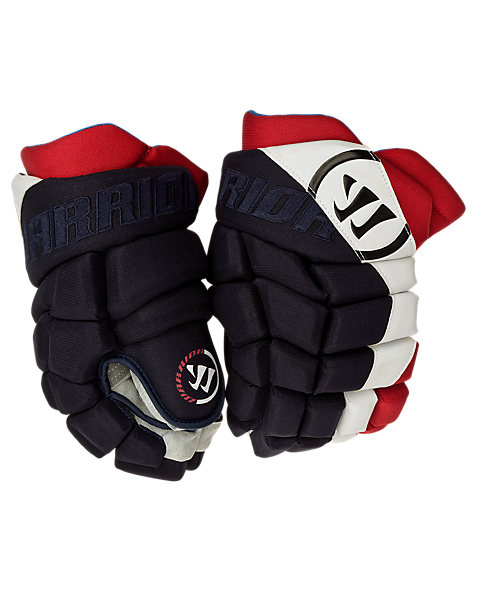 Koncept Glove, Navy with White & Red