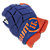 Koncept Glove, Royal Blue with Red