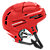 Krown 360 Helmet, Red