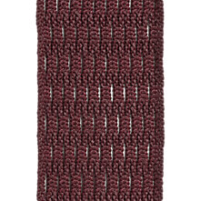 Traditional Hard Mesh, Maroon