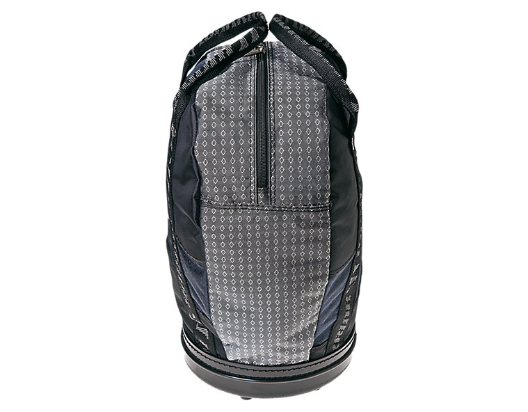 Rock Sack Puck Bag, Black with Navy & Grey