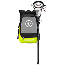 Jet Pack Tripper II, Black with Grey & Neon Yellow