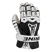 King V Glove , Black with White