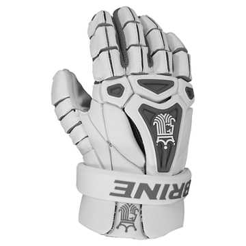 King V Glove , White