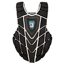 King Chest Pad , Black