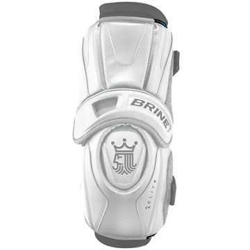 King Elite Arm Guard, White