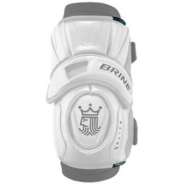 King Elite Arm Pad, White