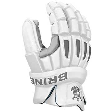 King Elite Goal Glove, White