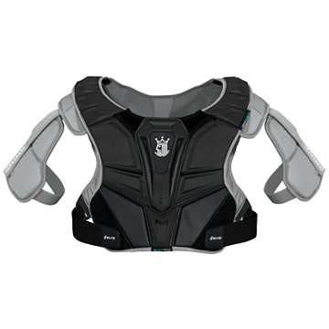 King Elite Shoulder Pad, Black