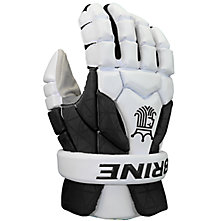 King Superlight III Gloves, Black with White