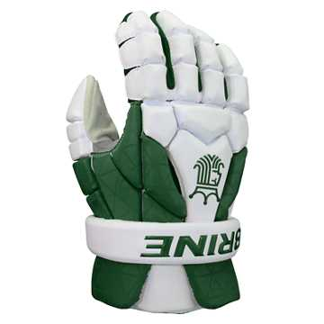 King Superlight III Gloves, Forest Green with White