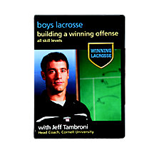 Beginner Lax DVD, Black