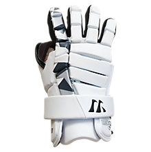 Lockdown Goalie Glove, White