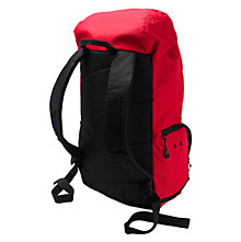 LFC Large Backpack, Red with Black