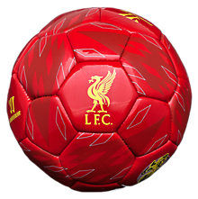 Liverpool Kop Mini Ball 2013/14, Red with Yellow