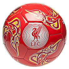 LFC Training Football, Red with White & Yellow
