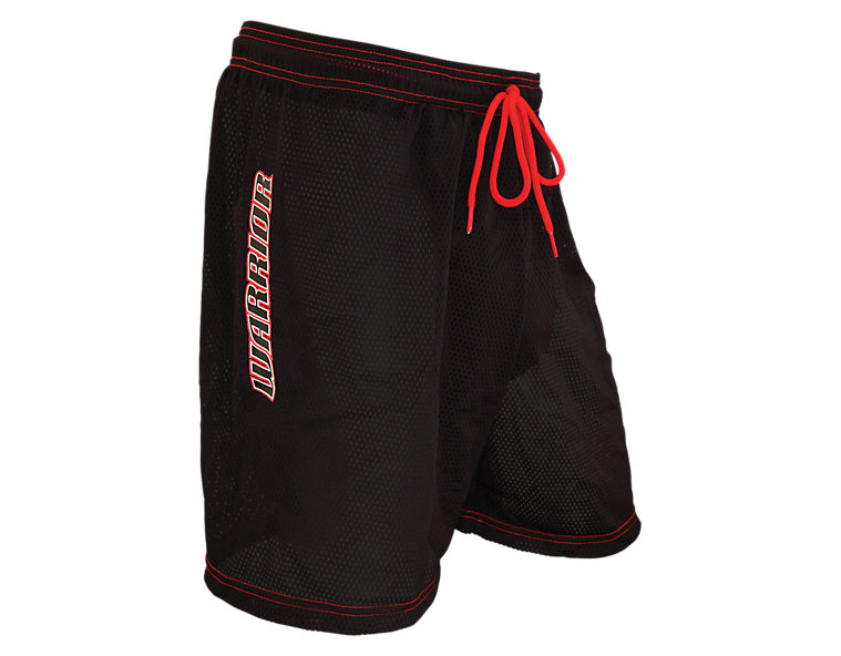 Loose Nutts Jock, Black with Red