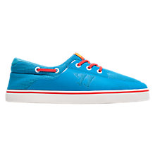 Coxswain LTD, Blue with Red