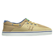 Coxswain LTD, Khaki with Blue