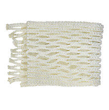 BRINE SOFT MESH STRING KITS, White