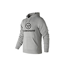 Warrior Corpo Stack Pullover Hoodie, Heather Charcoal