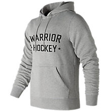 Warrior Hockey Street Pullover Hoodie, Heather Charcoal