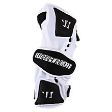 Nation Arm Guard 11, White with Black