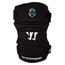 Nation 11 Arm Pad, Black with Silver