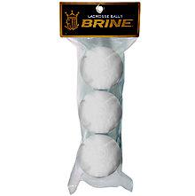 Lax Ball 3-Pack, White