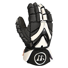Rabil Glove , Black with White