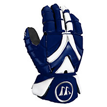 Rabil Glove , Navy with White