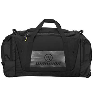 Q10 Roller Bag, Black with Grey