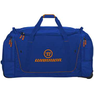 Q20 Cargo Carry Bag - Medium, Navy with Orange