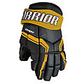 QRE3 SR Glove, Black with Sports Gold