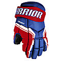 QRE3 SR Glove, Royal Blue with Red & White