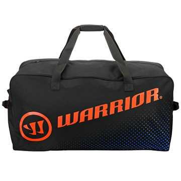 Q40 Carry Bag - Large, Black with Orange & Blue