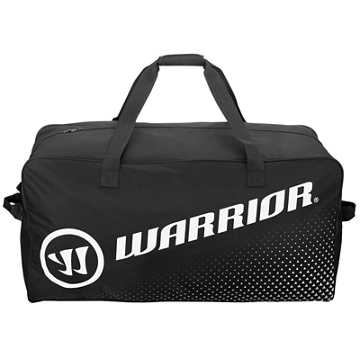 Q40 Carry Bag - Large, Black with White & Grey