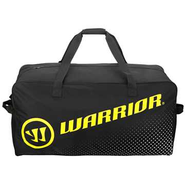 Q40 Carry Bag - Small, Black with Yellow & Grey