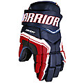 QRE YTH Glove, Navy with Red & White