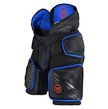 QRE Pro SR Girdle, Black with Blue