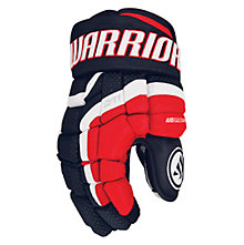 Covert QR1 Gloves, Navy with Red & White