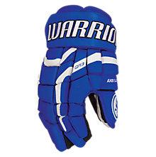 Covert QR3 Gloves, Dark Royal with White
