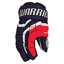 Covert QR3 Gloves, Navy with Red & White
