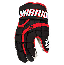 Covert QR Pro Gloves, Black with Red