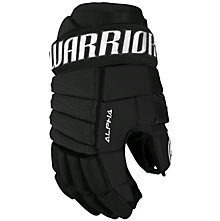 Alpha QX3 SR Glove, Black