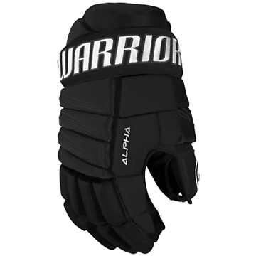Alpha QX3 YTH Glove, Black