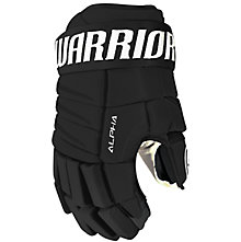 Alpha QX4 JR Glove, Black