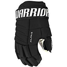 Alpha QX4 SR Glove, Black